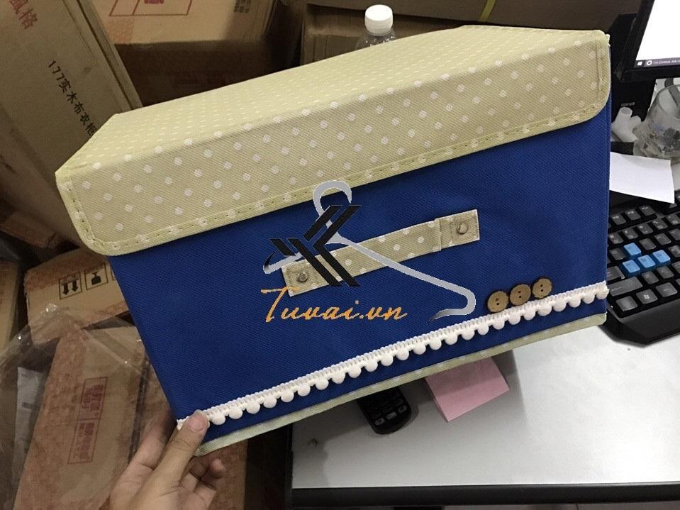 quà tặng khi mua tủ vải khung gỗ