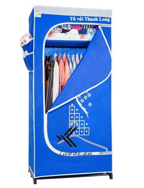 Tủ Thanh Long màu xanh