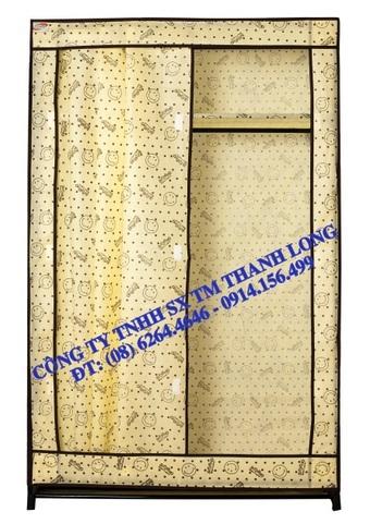 Tủ Thanh Long TVAI11 màu vàng