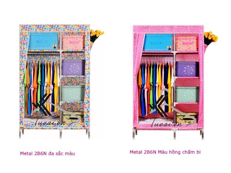 Những màu sắc tủ được lựa chọn