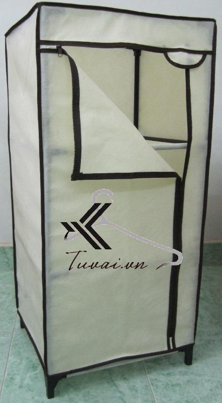 Tủ vải Thanh Long TVAI04 màu kem