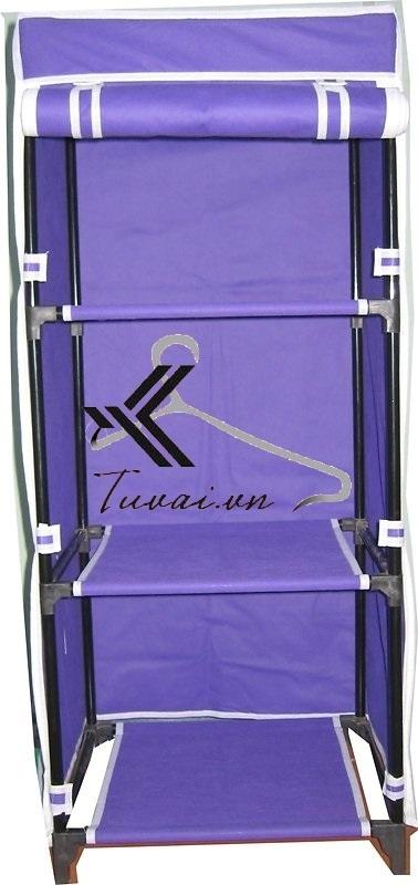 Tủ vải Thanh Long TVAI04 màu tím