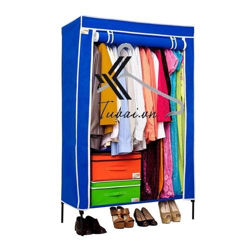 Tủ Thanh Long mã TVAI10 màu xanh