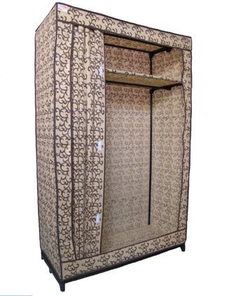 Tủ vải Thanh long TVAI11 màu nâu