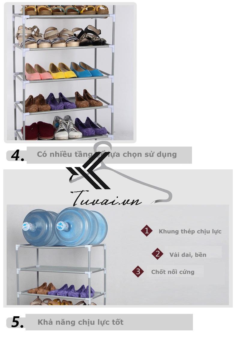Những ưu điểm của kệ để giày giá rẻ