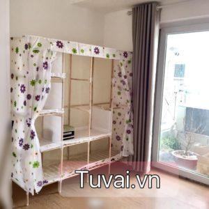 Feedback khách hàng sử dụng tủ vải khung gỗ