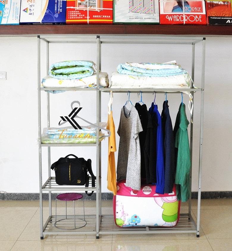 Khung tủ vải Đài Loan Minolta 1 ngăn treo