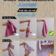 So sánh vải nỉ nhung và vải khác