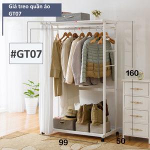 Giá treo quần áo GT07
