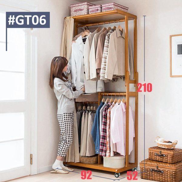 Giá treo quần áo GT06