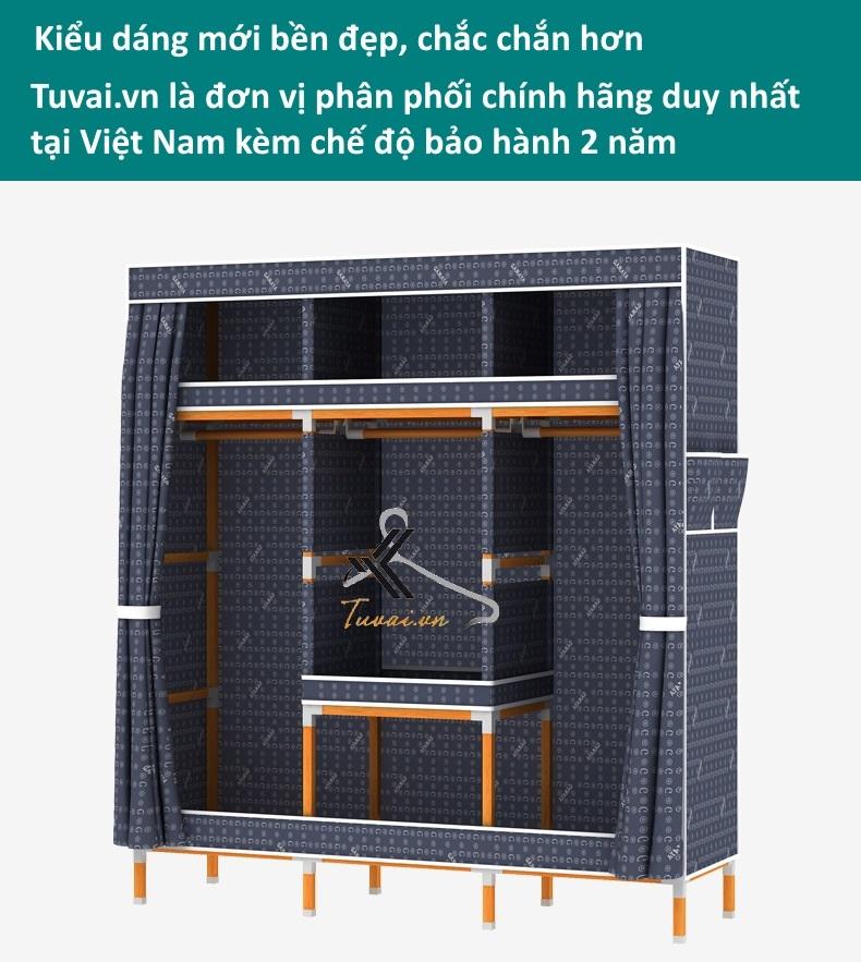 Thông tin tủ vải khung gỗ vuông mới của Camel