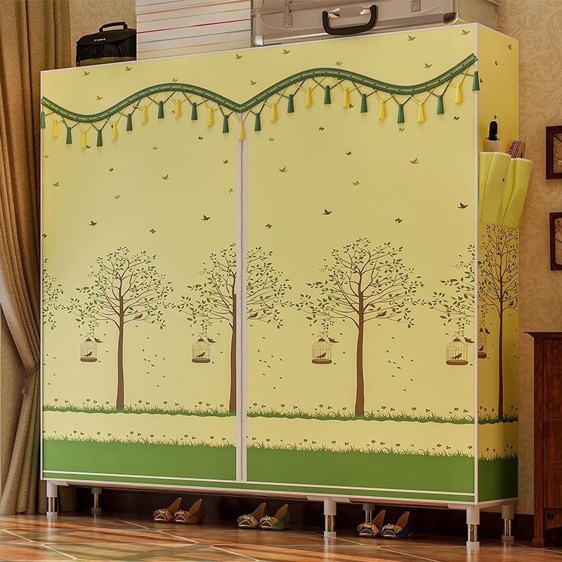 Tủ vải khung thép Solno khổ 1m3